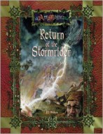Ars Magica Return of the Stormrider