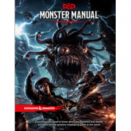 DND 5.0 Monster Manual