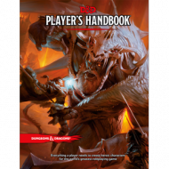 DND 5.0 Player Handbook
