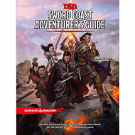 DND 5.0 Sword Coast Adventure Guide