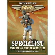 Empire of the Blazing Sun Specialist