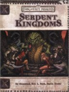 Forgotten Realms Serpent Kingdoms