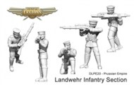 Prussian Empire Landwehr Section