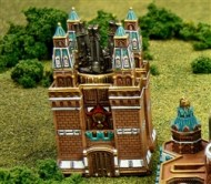 Russian Coalition Tower Set