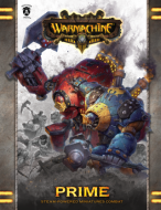 Warmachine Prime MKIII Hardcover