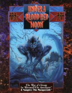 Werewolf_under a blood red moon