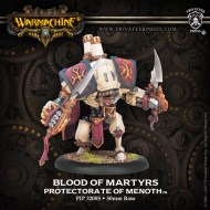 blood of martyrs protectorate character heavy warjack upgrade kit