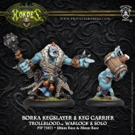 borka kegslayer and keg carrier trollblood warlock and solo