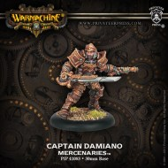 captain damiano mercenary warcaster
