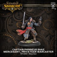 captain phinneus shae mercenary privateer warcaster