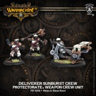 deliverer sunburst crew protectorate weapon crew unit