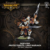 dervish protectorate light warjack