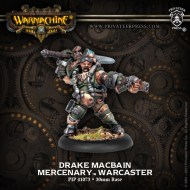 drake macbain mercenary warcaster