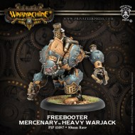 freebooter mercenary heavy warjack