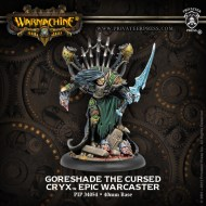 goreshade the cursed cryx epic warcaster