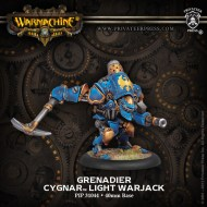 grenadier cygnar light warjack