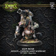 gun boar minion farrow light warbeast