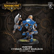 hunter cygnar light warjack