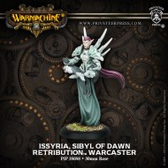 issyria sibyl of dawn retribution warcaster