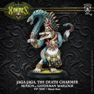 jaga-jaga the death charmer minion gatorman warlock