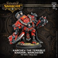 karchev the terrible khador warcaster