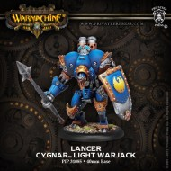 lancer cygnar light warjack