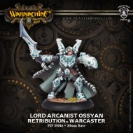 lord arcanist ossyan retribution warcaster