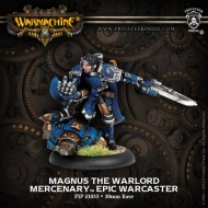 magnus the warlord mercenary epic warcaster