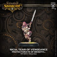 nicia tear of vengeance protectorate of menoth