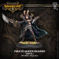 pirate queen skarre cryx warcaster