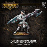 ravyn eternal light retribution warcaster