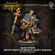 sanctifier protectorate heavy warjack
