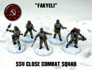 ssu close combat squad