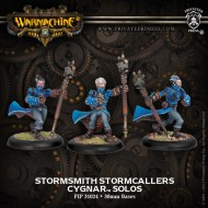stormsmith stormcallers cygnar solos