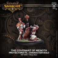 the convenant of menoth protectorate character solo