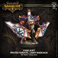 vigilant protectorate light warjack