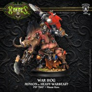 war hog minion farrow heavy warbeast