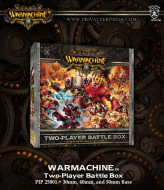 warmachine two-players battle box