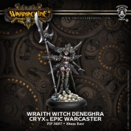wraith witch deneghra cryx epic warcaster